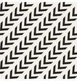 Seamless Black And White Arrow Diagonal vector image