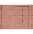 Pavement slabs texture vector image