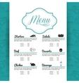 menu restaurant kitchen icon graphic vector image