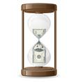 hourglass 03 vector image