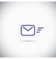 Sending Message Icon vector image