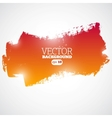 Grunge colored banner ready for your text vector image