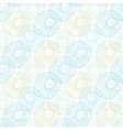 abstract bubbles seamless pattern vector image