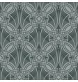 grey seamless wallpaper vector image vector image