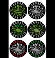 Marijuana design leaf textured stamp vector image