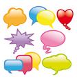 speak vector image