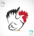 image of an chicken vector image