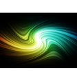 Smooth Colorful Abstract Background vector image