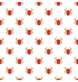 Spider pattern cartoon style vector image
