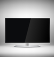 Flat Tv vector image