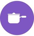Sauce Pan vector image