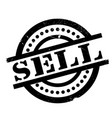 sell rubber stamp vector image