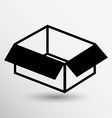 package icon button logo symbol concept vector image