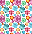 Floral backround vector image