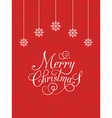 Hand sketched Merry Christmas logotype badge and vector image