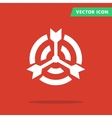 Color target icon vector image