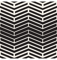 Seamless Chevron ZigZag Lines Halftone vector image