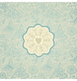Gorgeous seamless floral background Floral vector image