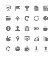 Business and Office Icons 3 vector image
