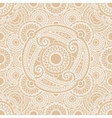 Indian lace vector image