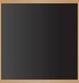 Black school board vector image