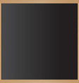 Black school board vector image