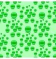 Fresh Natural Green Peas vector image vector image