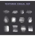 Set of textures vector image