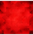 Abstract red background Bright wallpaper pattern vector image