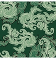 Ornate pattern vector image