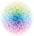 Design magic ball on light background vector image