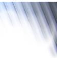 Modern card template - metal lines vector image