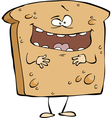 toast vector image vector image