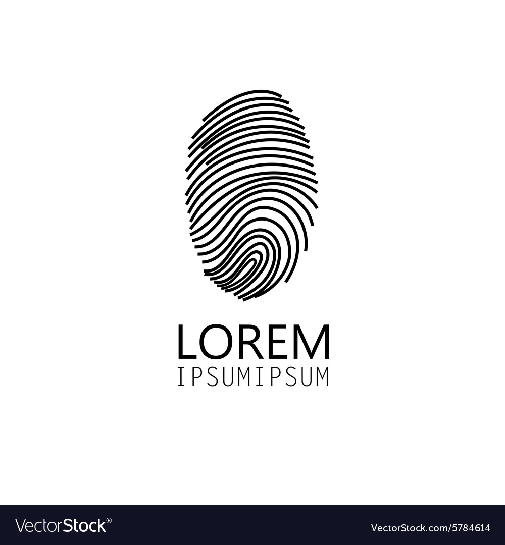 Sign fingerprint vector