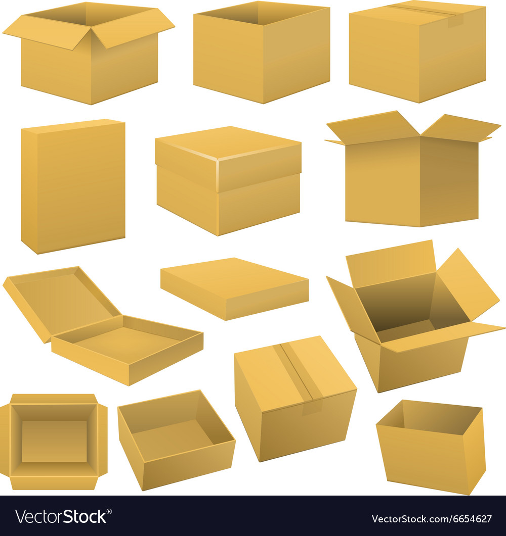 Box set vector