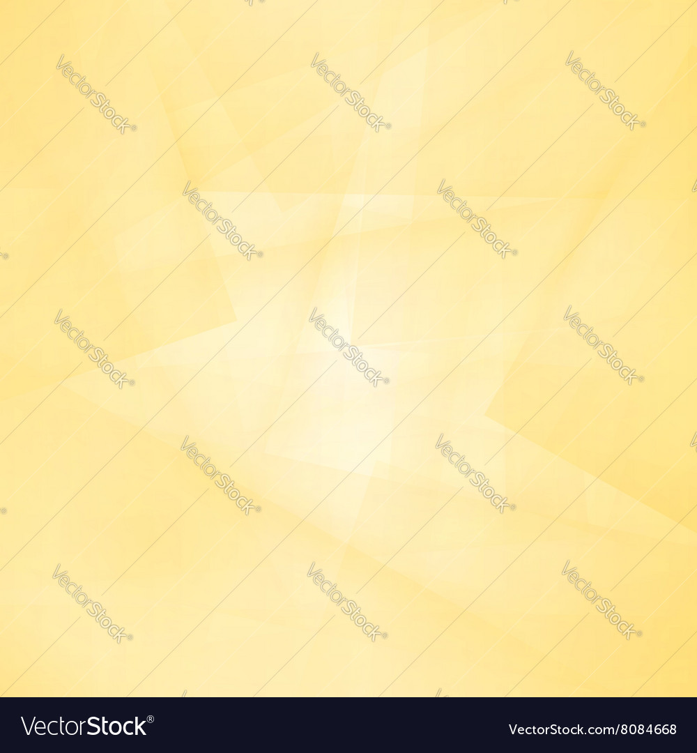 Abstract yellow line pattern vector