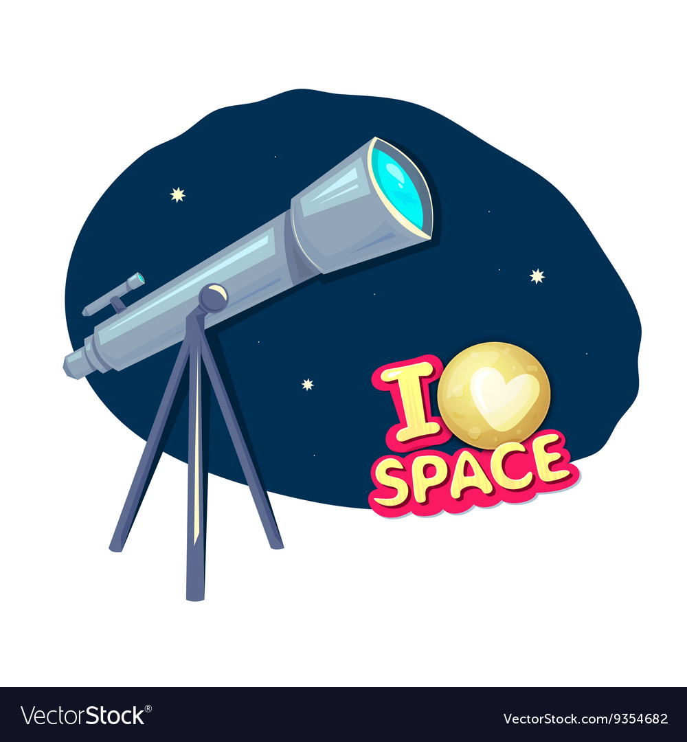 I love space vector