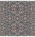 pebble mosaic vector image vector image