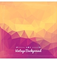 Abstract vintage background for design vector image