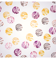 Watercolor seamless patternCopy square to the side vector image
