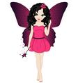 magical little fairy vector image
