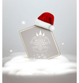 festive background for the New Year and Christmas vector image