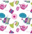 music wallpaper vector image