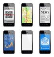 smartphone concept vector image