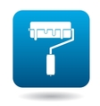 Paint roller icon in simple style vector image vector image