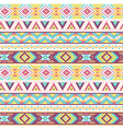 Ethnic pattern tropic white vector image