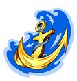 sailor tattoo vector image