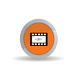 film tape action color vector image