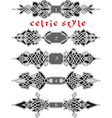 celtic style2 vector image