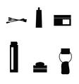 hygiene icon black vector image